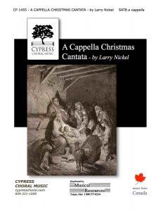 Larry Nickel - Cypress Choral Music